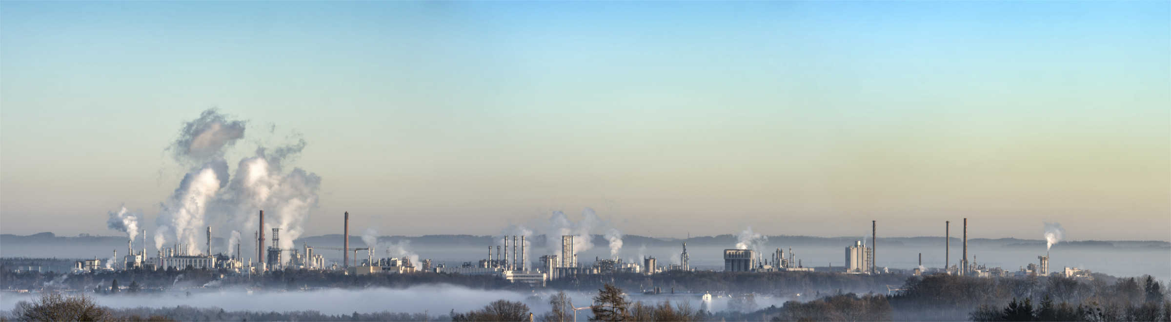 Raffinerie OMV
